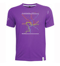 Chillaz T-Shirt Map bramble